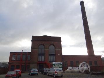 Ellenroad Dampfmaschinenhalle (c) Daniel Zylbersztajn