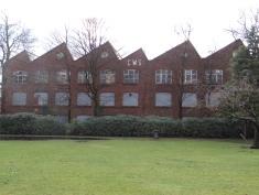 Leere alte CWS Fabrik (c) Daniel Zybersztajn