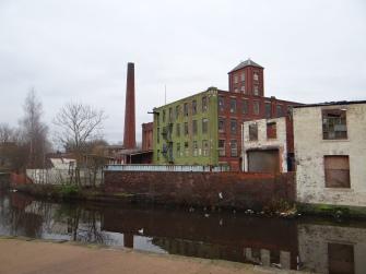 Alte Fabrik Rochdale
