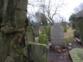 Gräber der Pioniere in Rochdale(c) Daniel Zylbersztajn