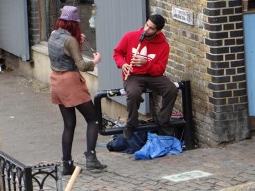 Street Musicans, Camden
