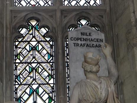 Man bildet britische Geschichte nur aus der Sicht der Briten . (All rights Reserved Daniel Zylbersztajn)ab... (Guildhall, London)