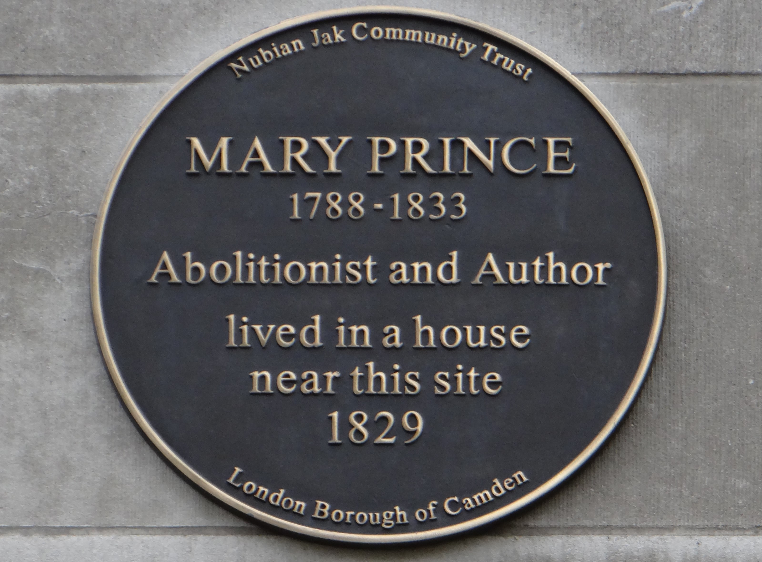 the history of mary prince essays Writing spaces as island formation: intersections of design, multimodality, and space in writing studies pp 275-283 | doi: 101353/cea20170024 · lauren garskie html icon html pdf icon download pdf full access positionality and participation: engaging saudi women in the second language classroom pp 284-.