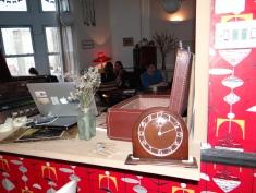 Ziferblat London Bar / Theke (c) Daniel Zylbersztajn