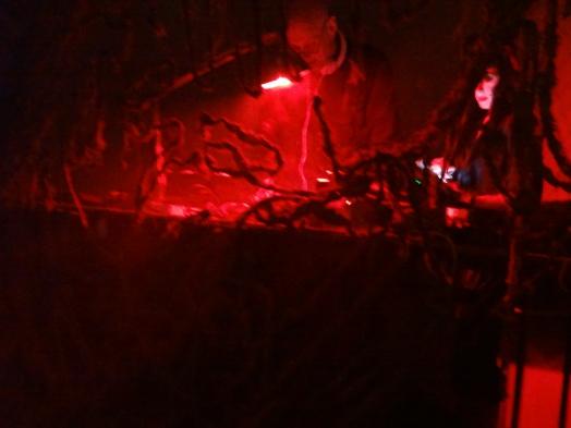 London Goth Club Slimelight (c) Daniel Zylbersztajn, All Rights Reserved 2014
