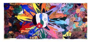 Mural Peace Oasis