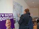 Ukip Wahlstrategen bei der Arbeit in Clacton (c) 2014 Daniel Zylbersztajn All Rights Reserved