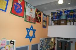 Schulflur King David Grundschule Liverpool (c) Daniel Zylbersztajn