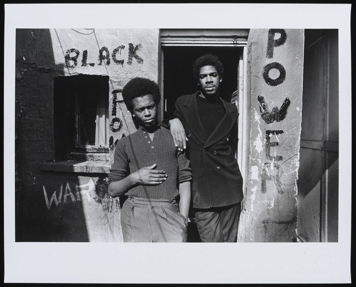 Colin Jones, The Black House, 1973 to 1976, printed 2012, Victoria and Albert Museum