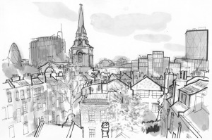 Spitalfield Market (c) Lucy Rogers