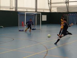 James Nagioff - Maccabi GB Futsal (c) Daniel Zylbersztajn All rights reserved