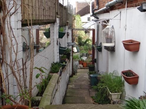 Gillian Hogards Garden, London Photo: (c) Daniel Zylbersztajn, 2015, All Rights Reserved