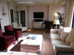 Claridge's: Davies Penthouse Suit £6500 pro Nacht, Foto (c) Daniel Zylbersztajn