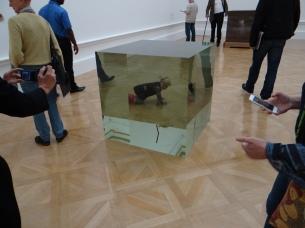 Glass m3 Ai Weiwei, @ RAA, London (c) Daniel Zylbersztajn