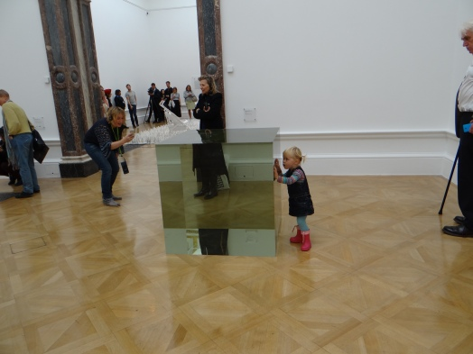 Ai Weiwei Glas m3 @RAA, London, Sept. 2015, (c) Daniel Zylbersztajn
