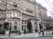 Langham Hotel London Photo: (c) Daniel Zylbersztajn, 2015, All Rights Reserved