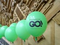 GO! Brexit Balloons at event in London (c) Daniel Zylbersztajn, 2016
