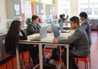 Oaklands Secondary School, Klassenzimmer(4)