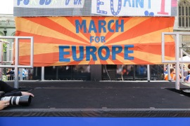 March for Europe, London 2/7/16 All Rights Reserved Daniel Zylbersztajn (c) 2016