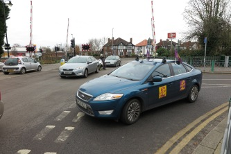 """Ukip car"" in Sleaford (c) 2016 All Rights Reserveddzx2.net"