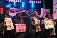 Stop Trump Demonstration (c) Daniel Zylbersztajn
