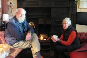 Janine Allis-Smith & Martin Forwood ( CORE.)