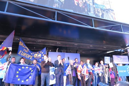 Unite for Europe Demonstration (c) Daniel Zylbersztajn