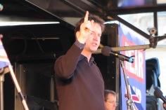 Nick Clegg at Unite for Europe Demonstration (c) Daniel Zylbersztajn