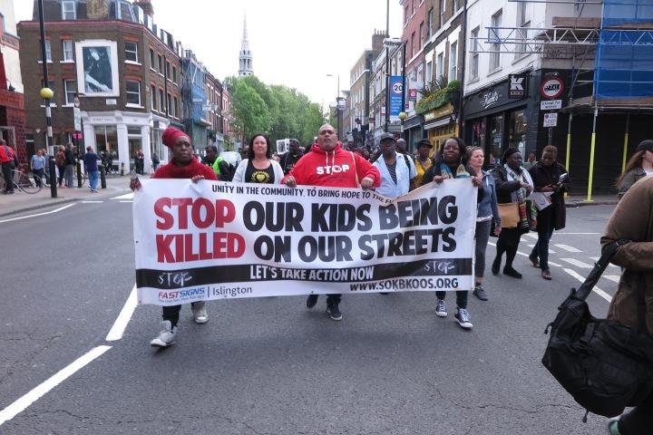 The everyday knife terror of  London | Messerattacken sind in Londonalltäglich!
