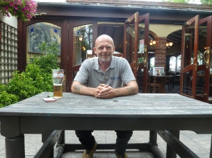 Dave Cockburn, 52, Willselber Immigrant werden,