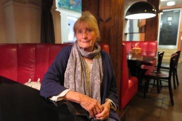 Wird weiterkämpfen und tut es seit den 60ger Jahren Meg McDonald