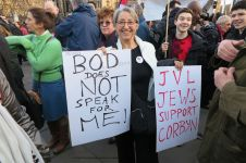Leah Levane Vizepräsidentin JVL BOD und JLC repräsentieren uns nicht, Corbzn steht seit 2015 zu unrecht unter Attacke IMG_0409.JPG