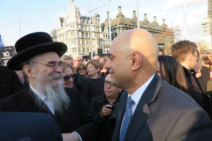 Sajid Javis and Rabbi Drucker IMG_0404.JPG