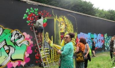 Grenfell Grafitti Jam IMG_1155