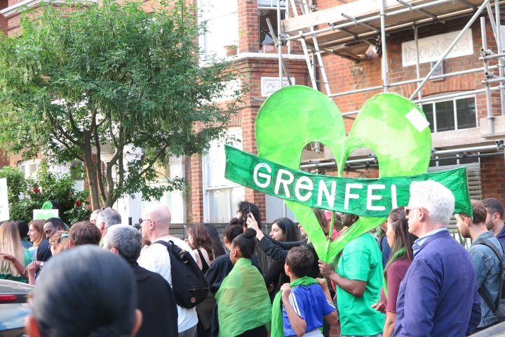 The Way things are done… A comment on Grenfell Tower and who isresponsible.
